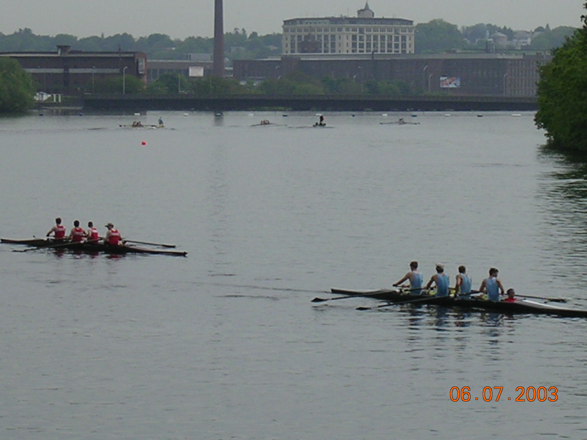 Lawrence Celebration Regatta